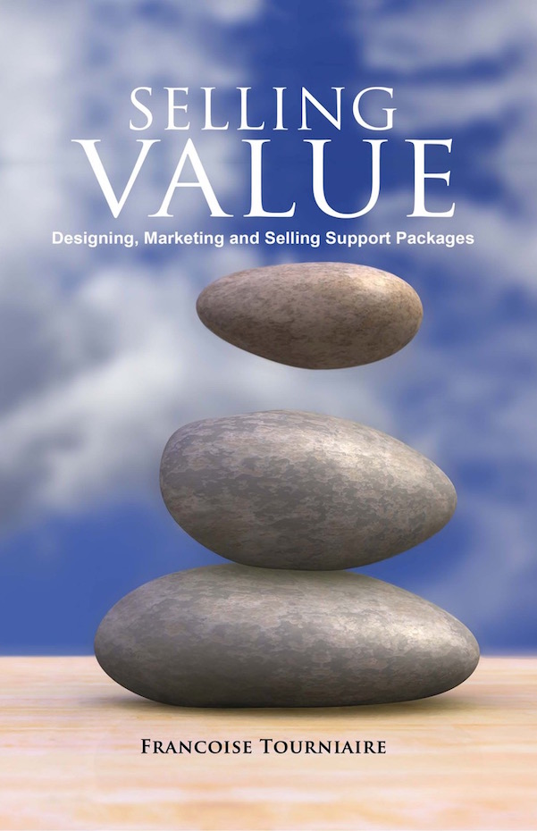 Selling Value by Francoise Tourniaire